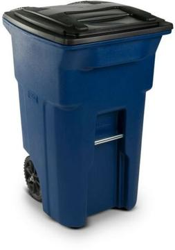 Toter 025564-R1705 Residential Heavy Duty Two Wheeled Trash