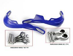 "1 1/8"" 28mm Aluminum Insert Hand Guard for Yamaha YZ YZF WR"