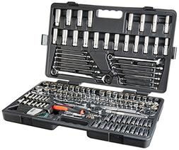 "GearWrench  1/4"", 3/8"", and 1/2"" Drive 165-Piece SAE/Metric"