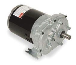 1/4 hp 60 RPM 115V Bison AC Parallel Shaft Gear Motor Dayton