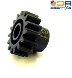 Hot Racing 15t Steel Mod 1 Pinion Gear 5mm NSG15M1