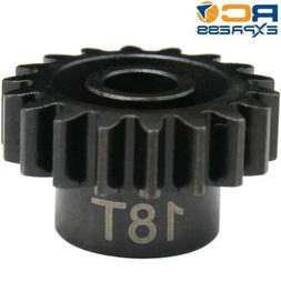 18t mod 1 5 hardened steel pinion