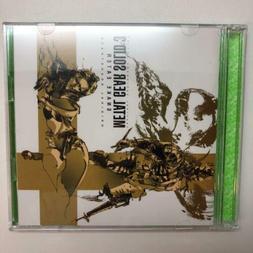 """""""METAL GEAR SOLID3 ~ SNAKE EATER"""" Game Soundtrack"""