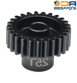 Hot Racing 25t Steel 32p Pinion Gear 5mm Bore NSG3225
