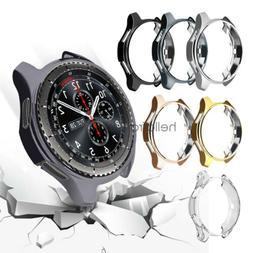 2pack tpu protector watch case cover bumper