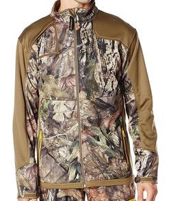 2XL Yukon Gear Men's Camouflage Technical Fleece Midlayer Ja
