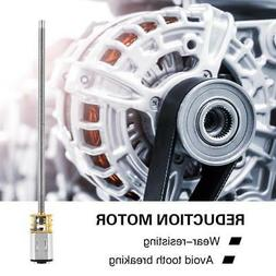 30~600RPM DC6/12V N20 Gear Box Reduction Motor With Long Out