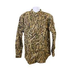Browning 3017802503 Wasatch-CB Long Sleeve Shirt, Mossy Oak