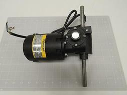 Baldor 31982 Gear Motor w/ Gear Reducer, TENV