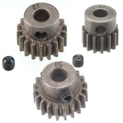 Traxxas 32P Hardened Steel 5mm Pinion Gear Set 14T, 18T, 20T