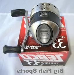 Zebco 33 Authentic Spincast Reel