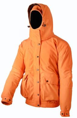 Yukon Gear Men's Blaze Orange 3N1 Insulated Parka Jacket