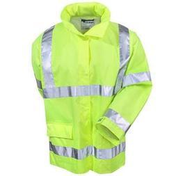 Brite Safety Style 5200 Safety Raingear - Hi Vis Jacket, Saf