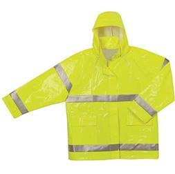 Brite Safety Style 5212 FR Safety Raingear - Hi Vis Jacket,