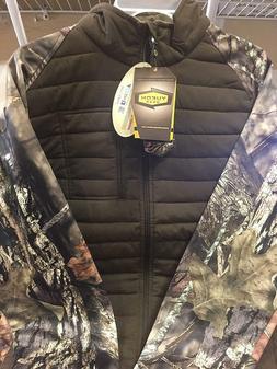 5581 Yukon Gear Mossy Oak Layering System Jacket Medium Supe