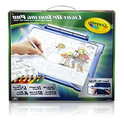 Crayola Light-up Tracing Pad Blue, Coloring Board for Kids,