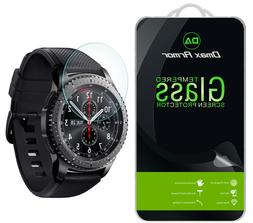 Dmax Armor Tempered Glass Screen Protector for Samsung Gear