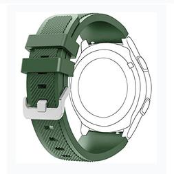 For Samsung Gear S3 Frontier/ Classic Watch Band, AAone 22mm