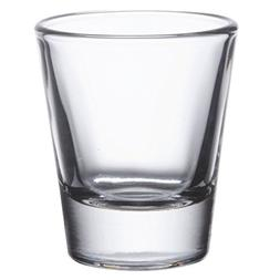 Gmark 1.5-Ounce Heavy Base Shot Glass Set, Whiskey Shot Glas