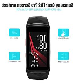 Kartice for Samsung Gear Fit2 Pro SM-R365 Screen Protector,S
