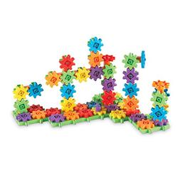 Learning Resources Gears! Gears! Gears! Deluxe Building Set,