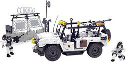 Mega Bloks Call of Duty Arctic Invasion Building Set
