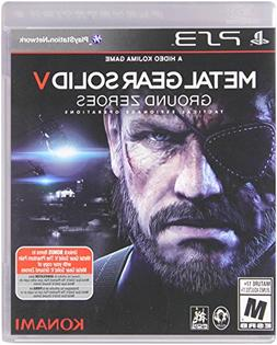 Metal Gear Solid V: Ground Zeroes - PlayStation 3 Standard E