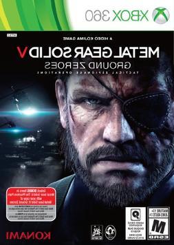 Metal Gear Solid V: Ground Zeroes - Xbox 360 Standard Editio