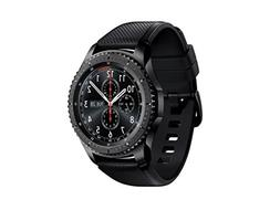Samsung - Gear S3 Frontier Smartwatch 46mm Stainless Steel A
