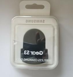 Samsung - Gear S3 Wireless Charging Dock - Black