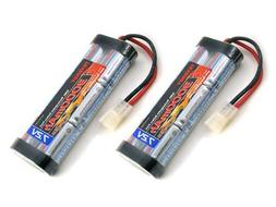 Tenergy 7.2V Battery Pack High Capacity 6-Cell 3000mAh NiMH