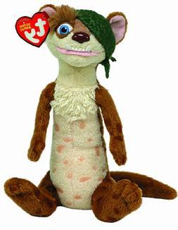 Ty Ice Age Beanie Babies Buck the Weasel
