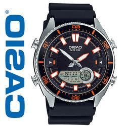 Casio AMW720-1AV Men's Marine Gear Analog Digital Tide Graph