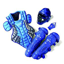 MacGregor Baseball Catchers Gear with Rawlings Helmet - Yout