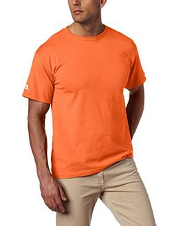 Russell Athletic Men's Basic T-Shirt, Burnt Orange, X-Large