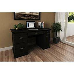 Better Homes and Gardens Desk Black for Home, Office, School