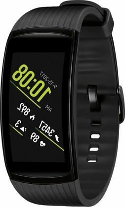 Brand New Samsung Gear Fit 2 Pro Fitness Smartwatch - Black