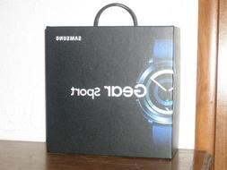 BRAND NEW!! Taped Shut Samsung Gear Sport Fitness Watch Blue