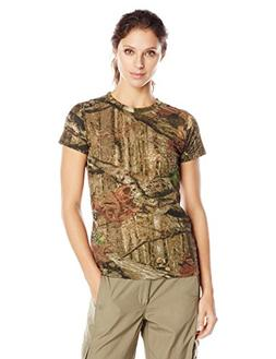 Yukon Gear Women's Burnout T-Shirt, Break Up Infinity, Small