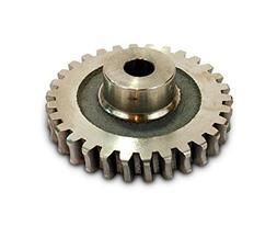 Boston Gear CG1042 Worm Gear, Plain, 14.5 PA Pressure Angle,