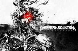CGC Huge Poster - Metal Gear Rising Revengeance PS3 - MGS019