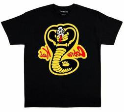 Cobra Kai Shirt T-Shirt Karate Kid Costume Gear 80s Retro Ap
