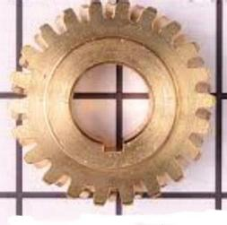 Murray Craftsman 51405MA OEM Brass Worm Gear Snowblower fron