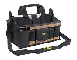 Custom LeatherCraft 1529 16-Pocket, 16-Inch Center Tray Tool