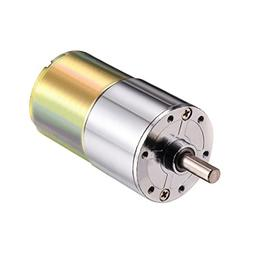 uxcell 12V DC 200RPM Gear Motor High Torque Electric Micro S