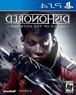 Dishonored: Death of the Outsider - PlayStation 4 Standard E