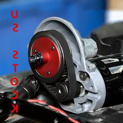 Drive Transmission Gearbox Gear for 1/10 RC Crawler Axial SC