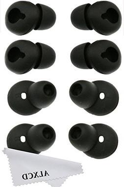 ALXCD Ear Tip for Gear Circle SM-R130, 4 Pairs Anti-Slip Dur