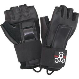 Triple Eight Hired Hands Protective Skate Gloves