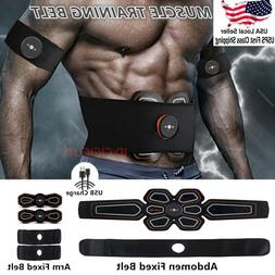 EMS Stimulator Abdominal Muscle Training Gear Toner-Core Ton